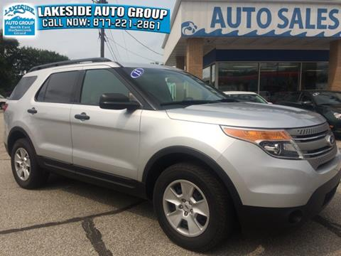 2013 Ford Explorer for sale in North East, PA