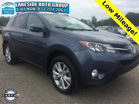2014 Toyota RAV4 for sale in North East, PA