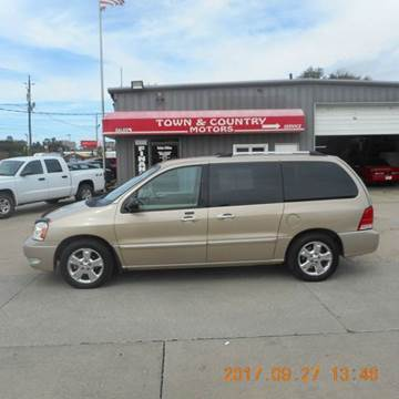 2007 Ford Freestar for sale in Des Moines, IA
