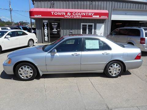 2004 Acura RL for sale in Des Moines, IA