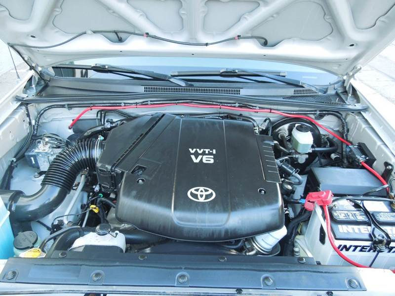 2008 Toyota Tacoma V6 4x4 4dr Double Cab 5.0 ft. SB 6M - Alameda CA
