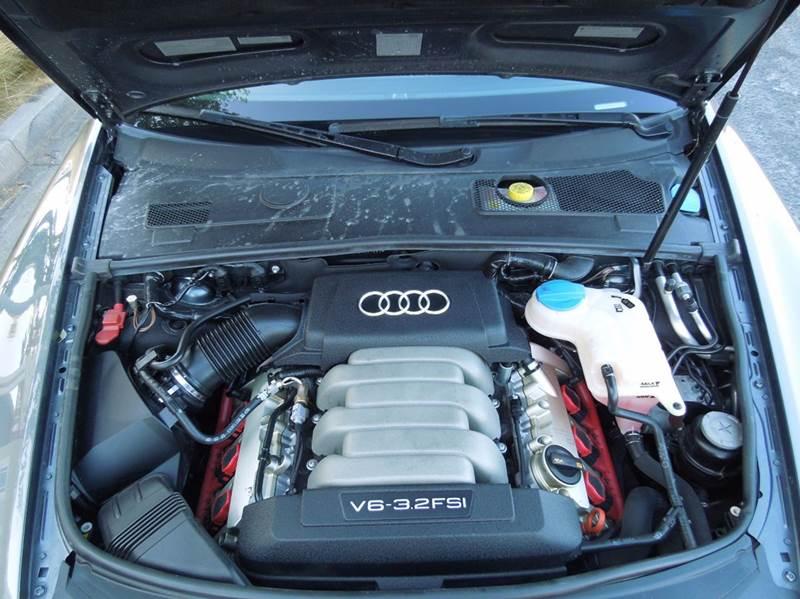 2008 Audi A6 3.2 quattro AWD 4dr Sedan - Alameda CA
