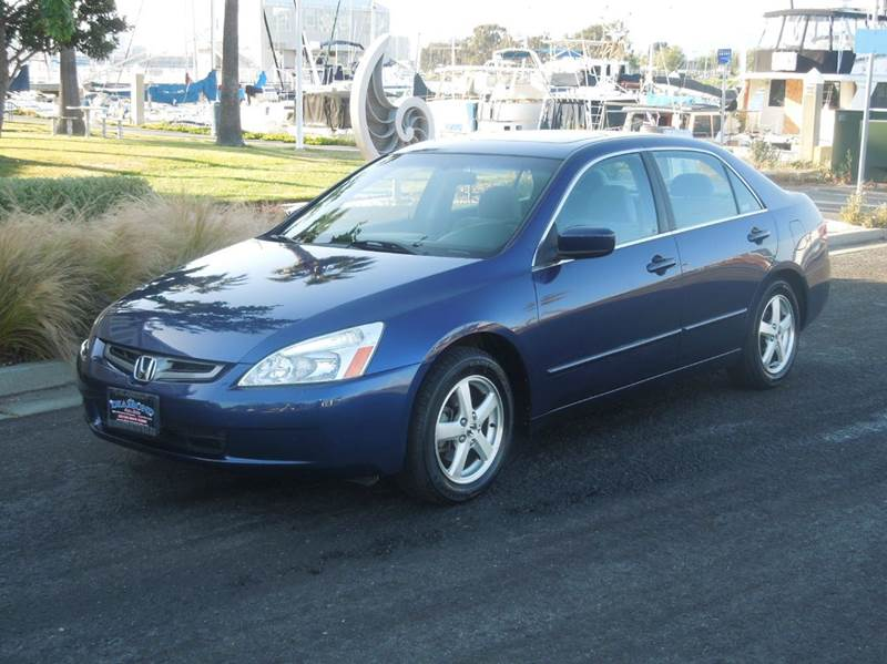 2004 Honda Accord EX 4dr Sedan - Alameda CA