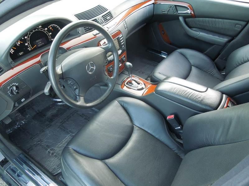2004 Mercedes-Benz S-Class S 430 4dr Sedan - Alameda CA