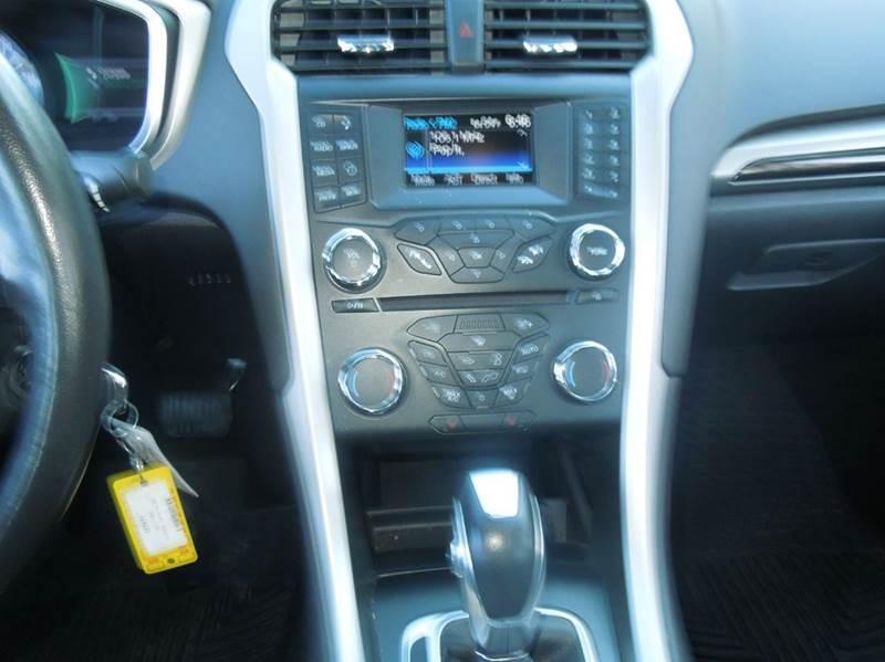 2013 Ford Fusion Hybrid SE 4dr Sedan - Alameda CA
