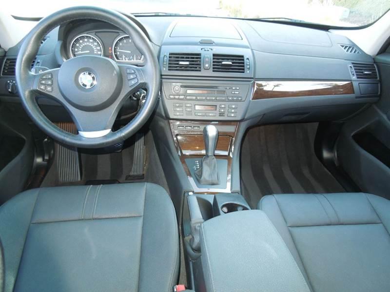 2009 BMW X3 AWD xDrive30i 4dr SUV - Alameda CA