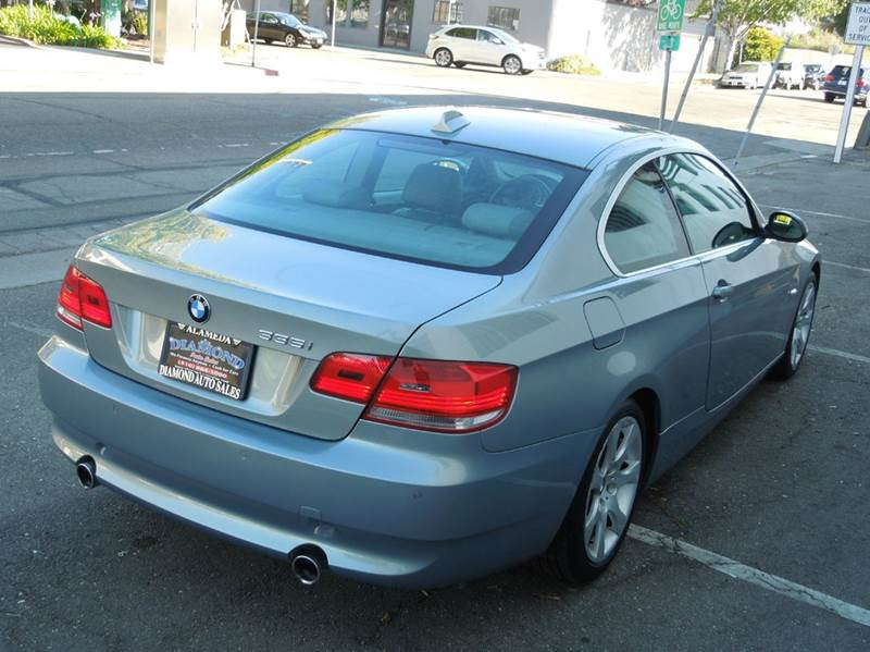 2007 BMW 3 Series 335i 2dr Coupe - Alameda CA