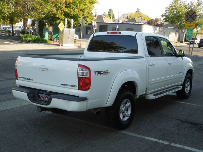 2006 Toyota Tundra Limited 4dr Double Cab 4WD SB - Alameda CA