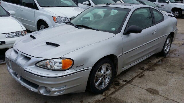 2003 Pontiac Grand Am Gt1 2dr Coupe In West Burlington Ia