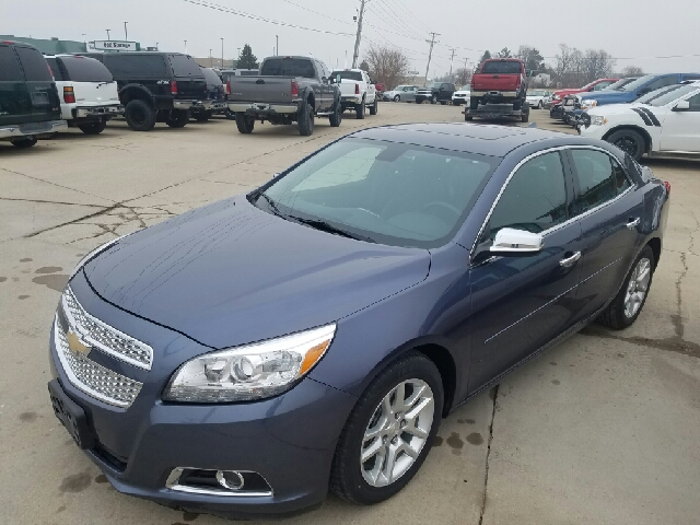 2013 Chevrolet Malibu Eco 4dr Sedan W 2sa In West