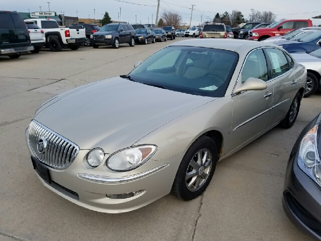 2008 Buick Lacrosse Cxl 4dr Sedan In West Burlington Ia