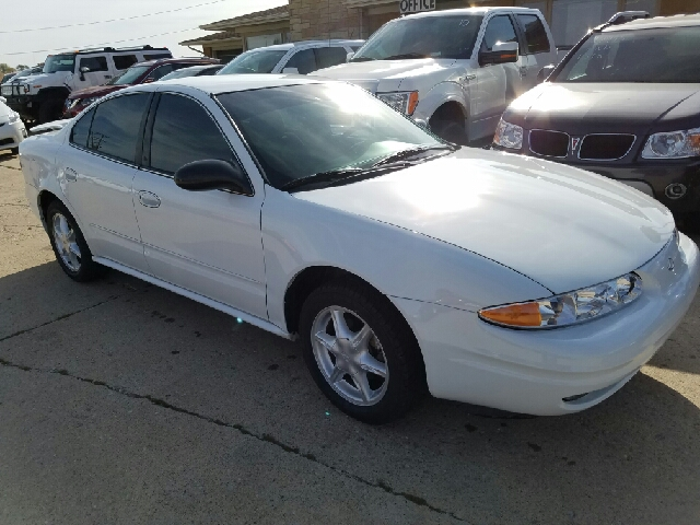 2004 Oldsmobile Alero Gl1 4dr Sedan In West Burlington Ia