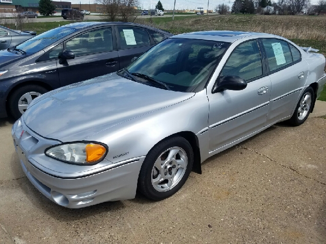 2002 pontiac grand am gt1 4dr sedan in west burlington ia family motors. Black Bedroom Furniture Sets. Home Design Ideas