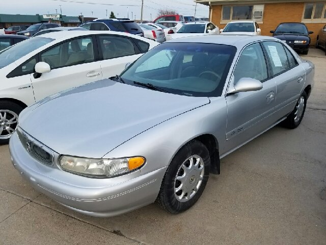 2001 Buick Century Custom 4dr Sedan In West Burlington Ia