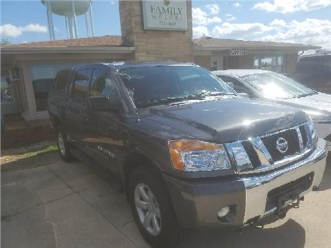 2012 Nissan Titan for sale in West Burlington, IA