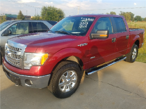 2013 Ford F-150 for sale in West Burlington, IA