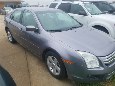 2007 Ford Fusion for sale in West Burlington, IA