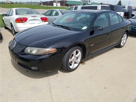 2005 Pontiac Bonneville for sale in West Burlington, IA