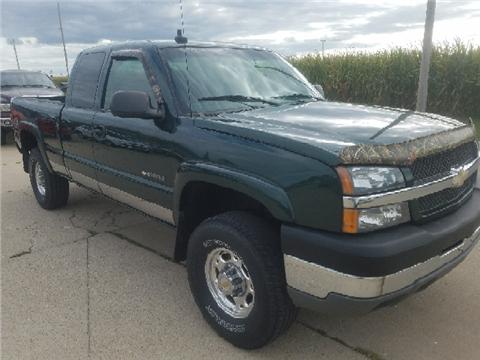 2003 Chevrolet Silverado 2500HD for sale in West Burlington, IA