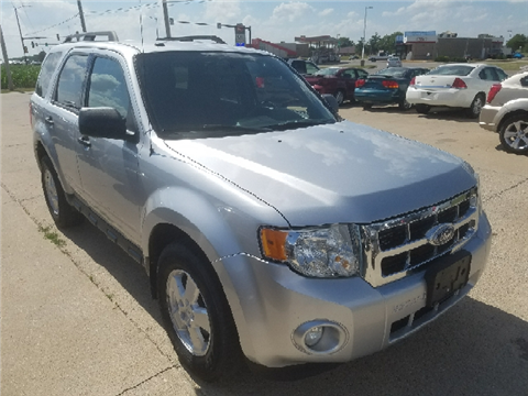 2010 Ford Escape for sale in West Burlington, IA