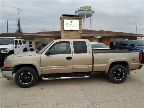 2005 Chevrolet Silverado 1500 for sale in West Burlington, IA