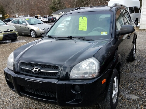 2007 Hyundai Tucson for sale in Swoyersville, PA