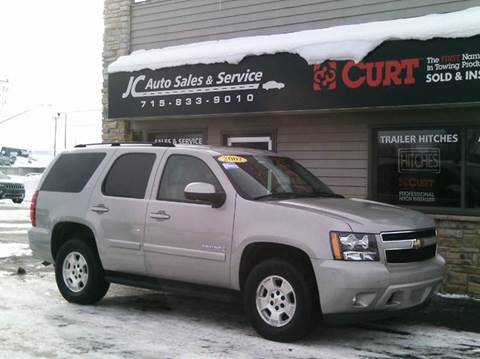 2007 Chevrolet Tahoe for sale in Eau Claire, WI