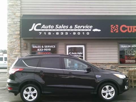 Jc auto sales service used cars eau claire wi dealer for Ken vance motors eau claire wisconsin