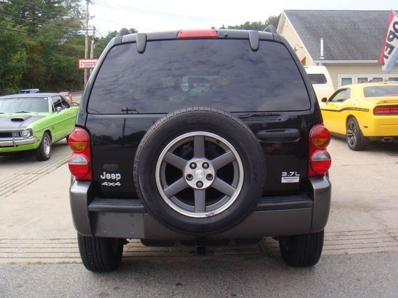 2003 Jeep Liberty 4dr Sport 4WD SUV - Holliston MA