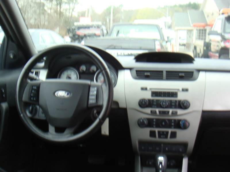 2011 Ford Focus Sport SES 4dr Sedan - Holliston MA