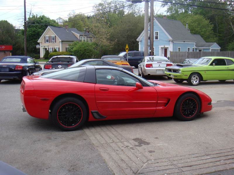 2001 Chevrolet Corvette 2dr Coupe - Holliston MA