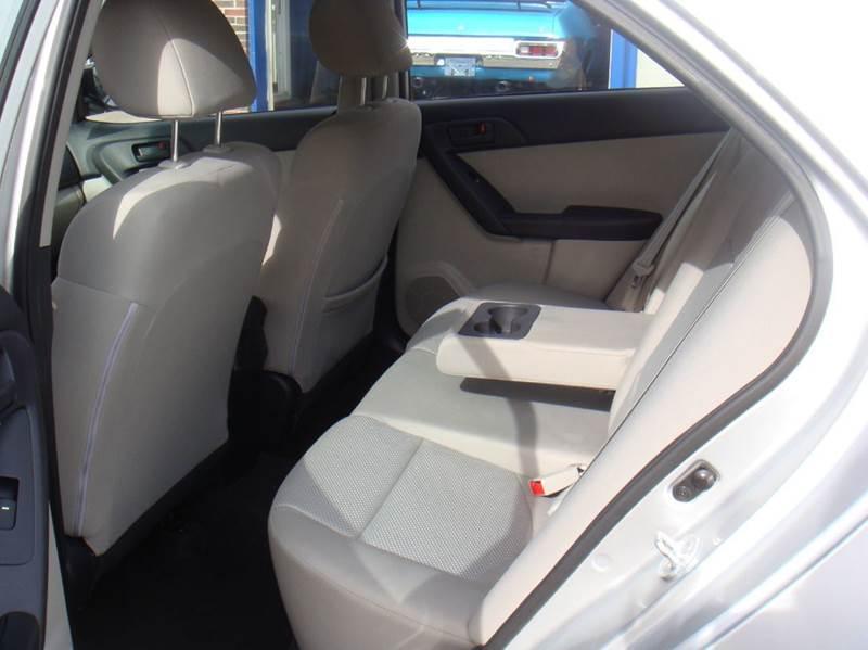 2010 Kia Forte EX 4dr Sedan 4A - Holliston MA