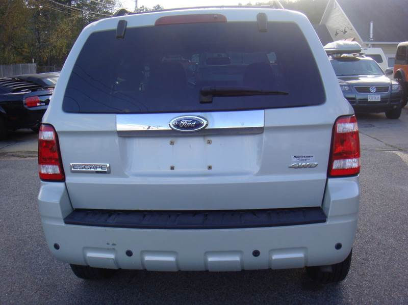 2009 Ford Escape AWD Limited 4dr SUV V6 - Holliston MA