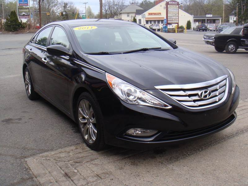 2011 Hyundai Sonata Limited 4dr Sedan - Holliston MA
