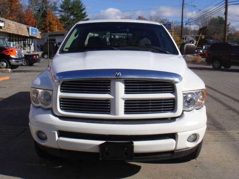 2004 Dodge Ram Pickup 1500 4dr Quad Cab SLT 4WD SB - Holliston MA