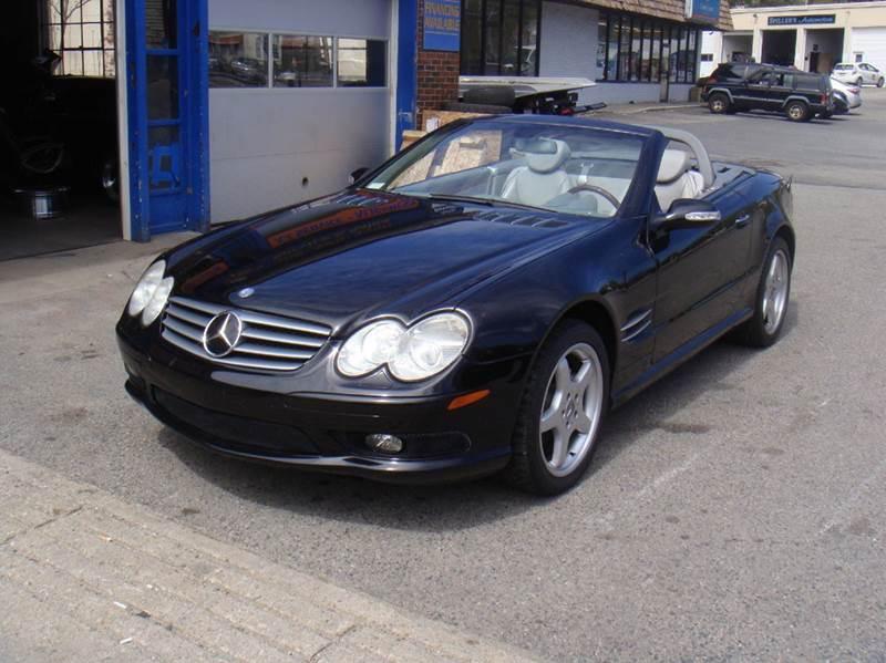 2003 Mercedes-Benz SL-Class SL500 2dr Convertible - Holliston MA