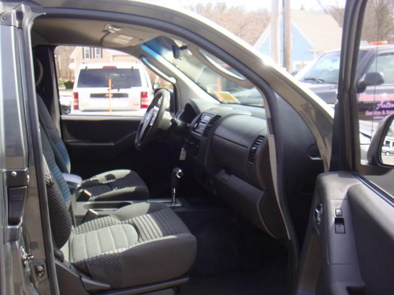 2005 Nissan Frontier 4dr King Cab SE 4WD SB - Holliston MA