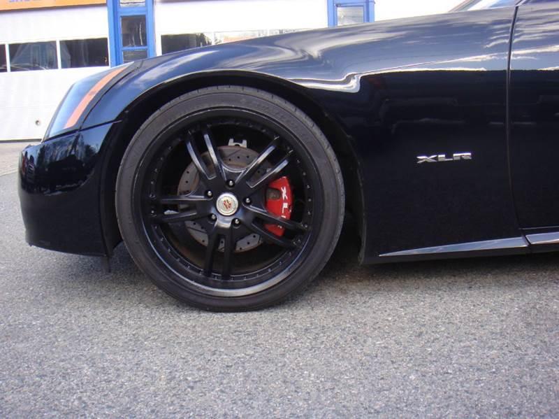 2004 Cadillac XLR 2dr Roadster - Holliston MA