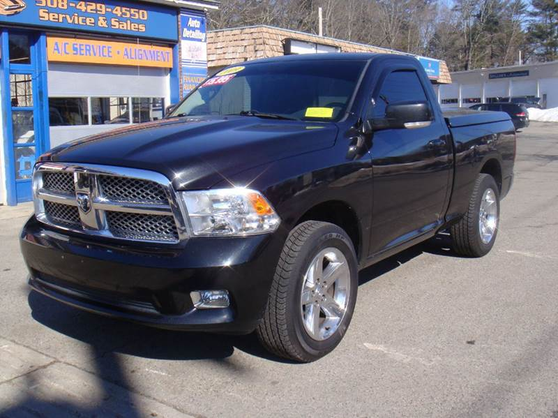 2009 Dodge Ram Pickup 1500 4x4 SLT Sport 2dr Regular Cab 6.3 ft. SB - Holliston MA