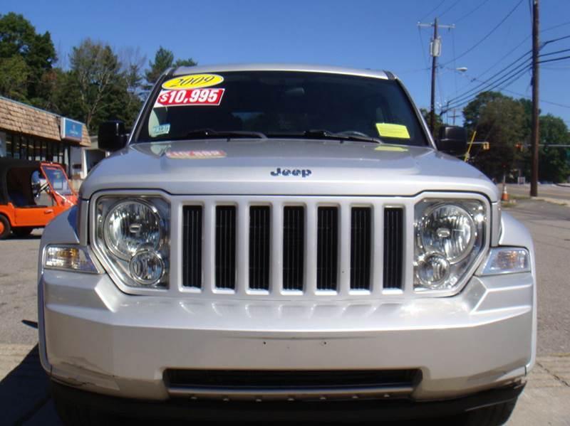 2009 Jeep Liberty 4x4 Sport 4dr SUV - Holliston MA