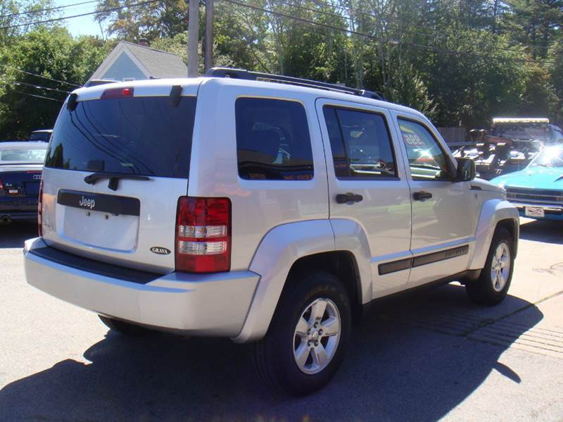2009 Jeep Liberty 4x4 Sport 4dr SUV - Holliston MA