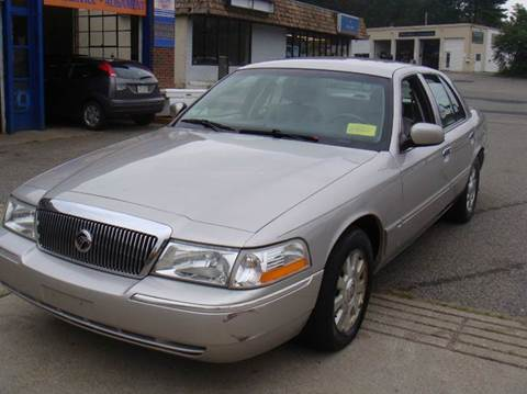 Mercury grand marquis for sale in massachusetts carsforsale 2004 mercury grand marquis for sale in holliston ma sciox Images