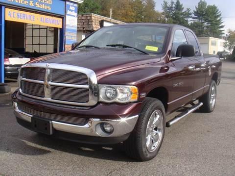 2005 Dodge Ram Pickup 1500 for sale in Holliston, MA