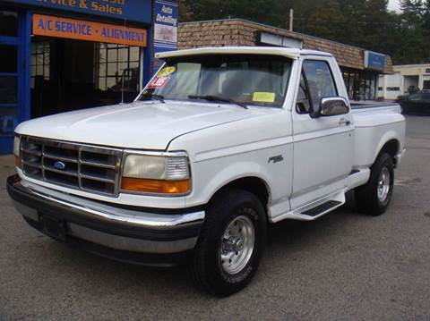 1995 Ford F-150 for sale in Holliston, MA