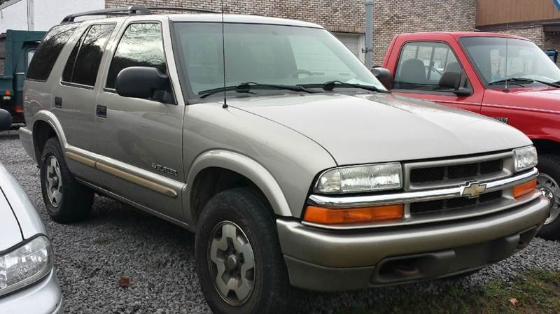2004 Chevrolet Blazer LS 4WD 4dr SUV - Darlington PA