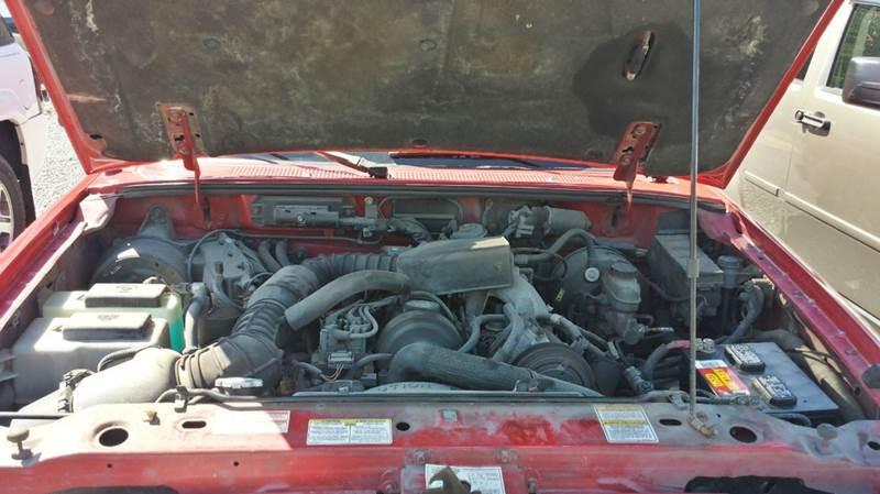 1997 Ford Ranger 2dr Splash Standard Cab Stepside SB - Darlington PA