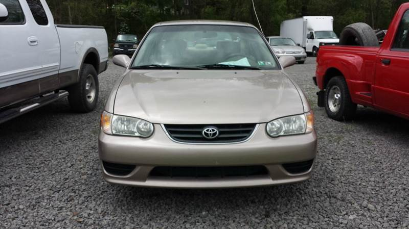 2002 Toyota Corolla LE 4dr Sedan - Darlington PA