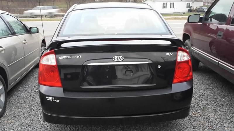 2005 Kia Spectra LX 4dr Sedan - Darlington PA