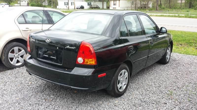 2005 Hyundai Accent GLS 4dr Sedan - Darlington PA
