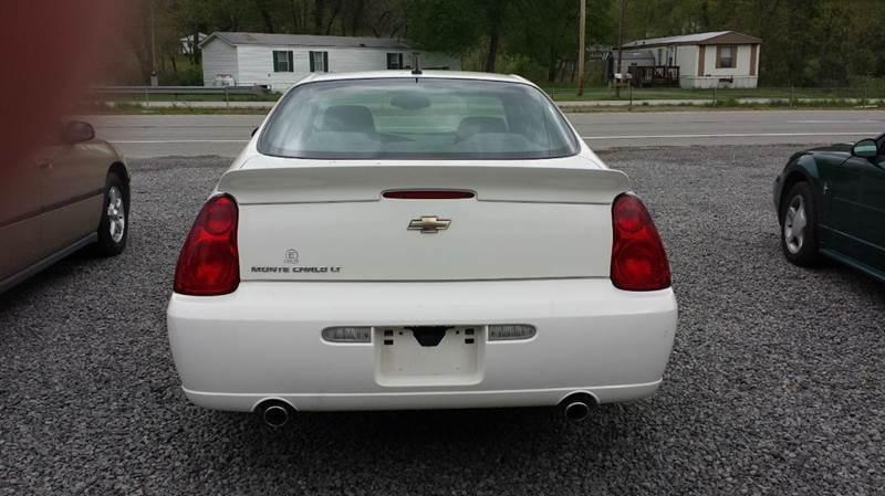 2006 Chevrolet Monte Carlo LT 2dr Coupe w/3LT - Darlington PA